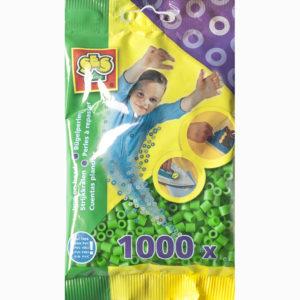 Strijkkralen 1000 stuks – Groen