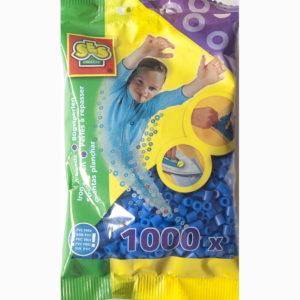 Strijkkralen 1000 stuks – Donkerblauw