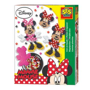 Strijkkralen – Minnie Mouse