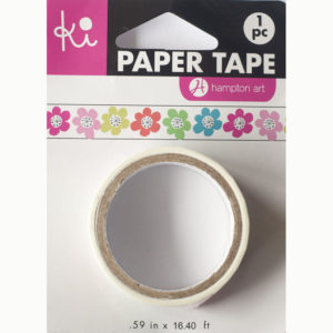 Washi Tape – Bloemen