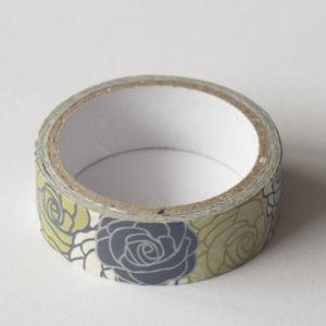 Washi tape – Rozen