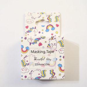 Washi tape – Unicorns