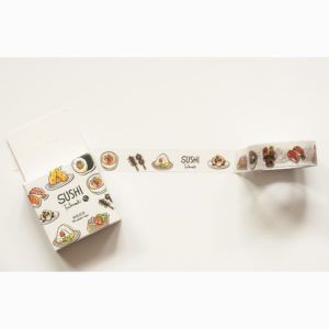 Washi tape – Sushi