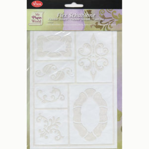 Viva Decor – Flexibel stencil Labeling Fields