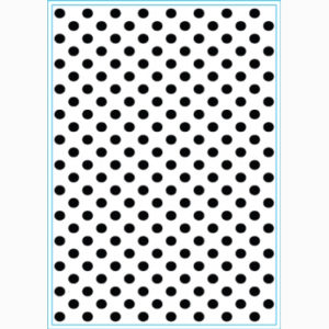 Embossing Folder – Lots of Dots