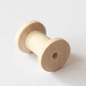 Houten klosje – 26mm