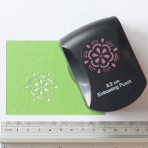 Xcut Embossing Pons – Flower