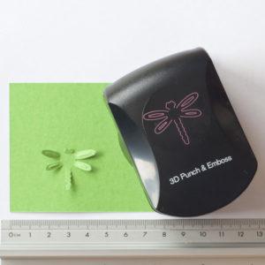 Xcut Embossing pons – Dragonfly