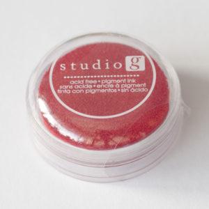 Inkt pad – Rood