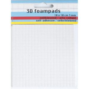 3D Foampads