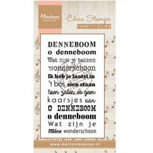 Kerstliedjes – Oh Denneboom