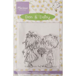 Don & Daisy – Love is..