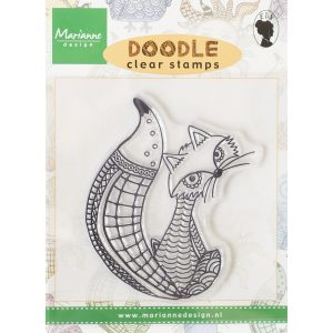 Stempel – Doodle Fox