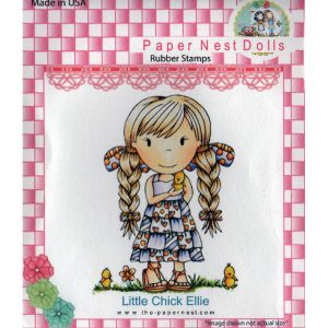 Paper Nest Dolls – Little Chick Ellie